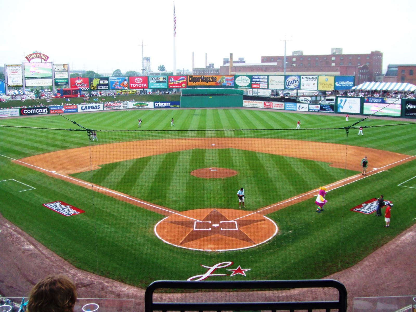 Tips On Designing A Professional Baseball Field Murray Cook S Field Ballpark Blog