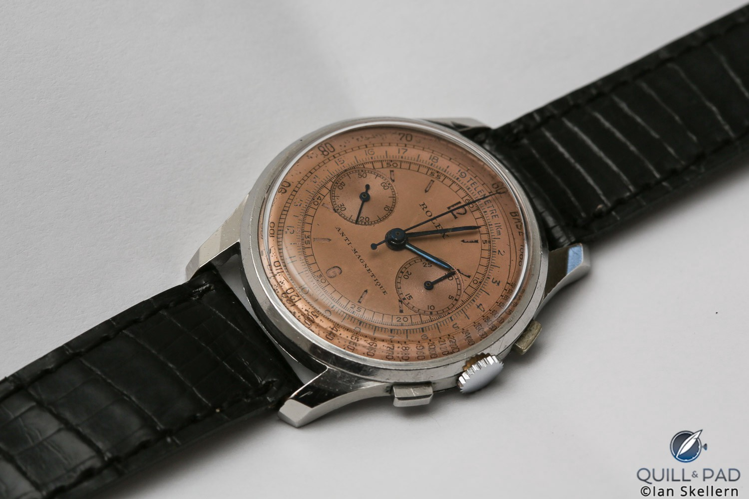 Rolex Reference 3834 from Gerd-Rüdiger Lang's extensive chronograph collection