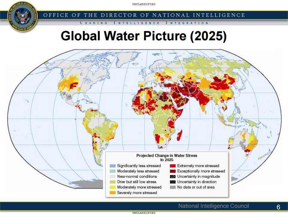 the importance of water and the issue of water shortage in countries Usually, water supply networks in developed countries are centralized, and are local in less developed countries in these undeveloped countries, water infrastructure or the lack thereof directly influences the local economy, the standard of living, life expectancy, and even seemingly unrelated issues like gender equality.
