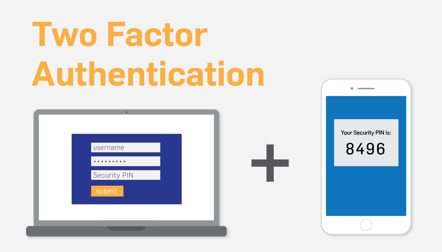 Image result for 2nd factor authentication