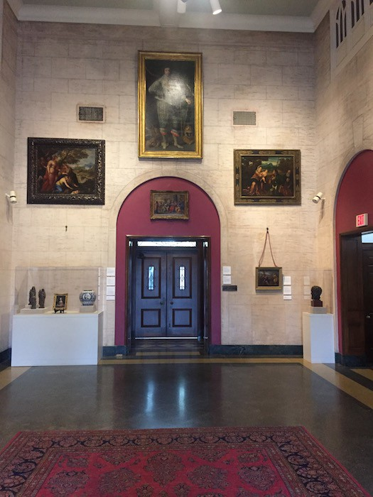 Museum of Fine Arts: Relaxing Things to Do In Hagerstown