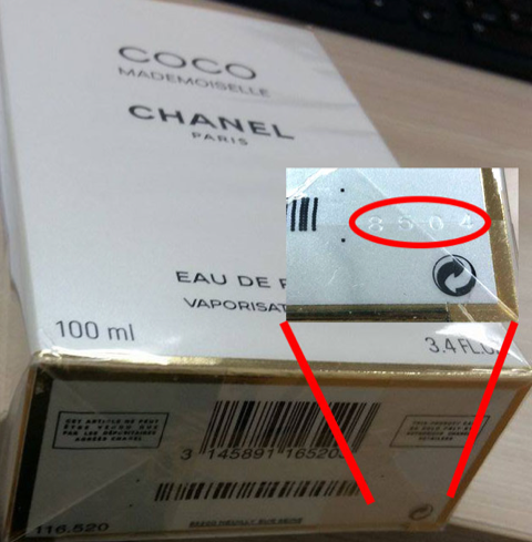 5 Things To Check After Buying Perfume Online in Singapore - Batch Code