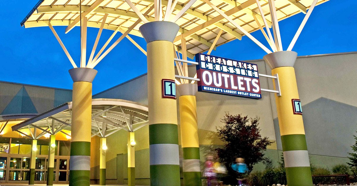 The mall will undergo capital improvements, remerchandising of the retail mix, and be rebranded as Marketplace Outlets. This is a first-of-its-kind full conversion of an enclosed regional mall to an outlet .