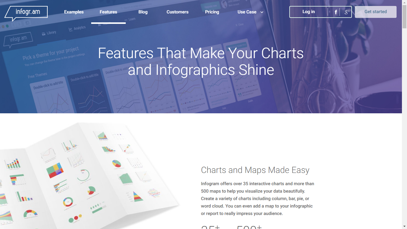 infogr.am - Create Infographics, Charts and Maps