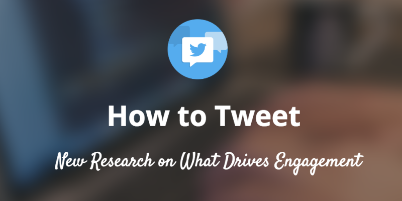 What 1m Tweets Taught Us About How To Tweet Successfully