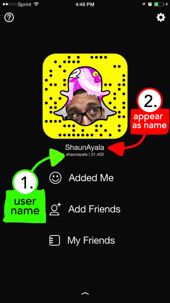 Change Your Snapchat Name  All Things Snap-9310
