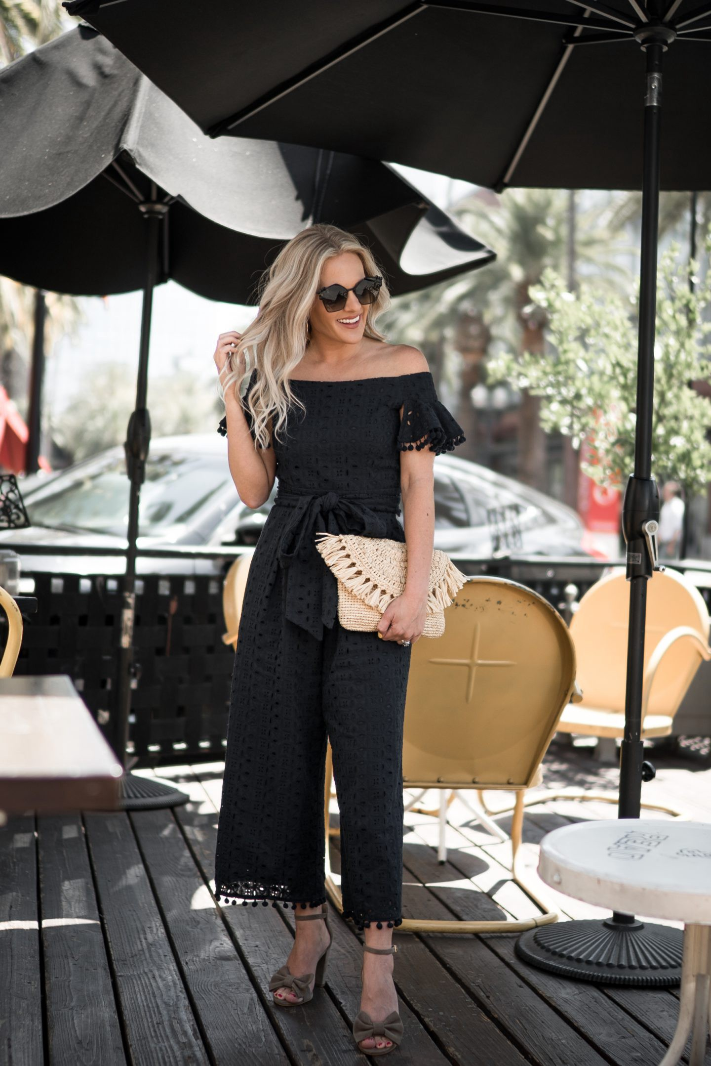 My Favorite Summer Jumpsuits featured by popular Orange County fashion blogger, Dress Me Blonde