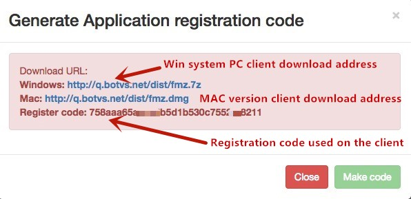 Our platform's New design PCMacOS local software client is