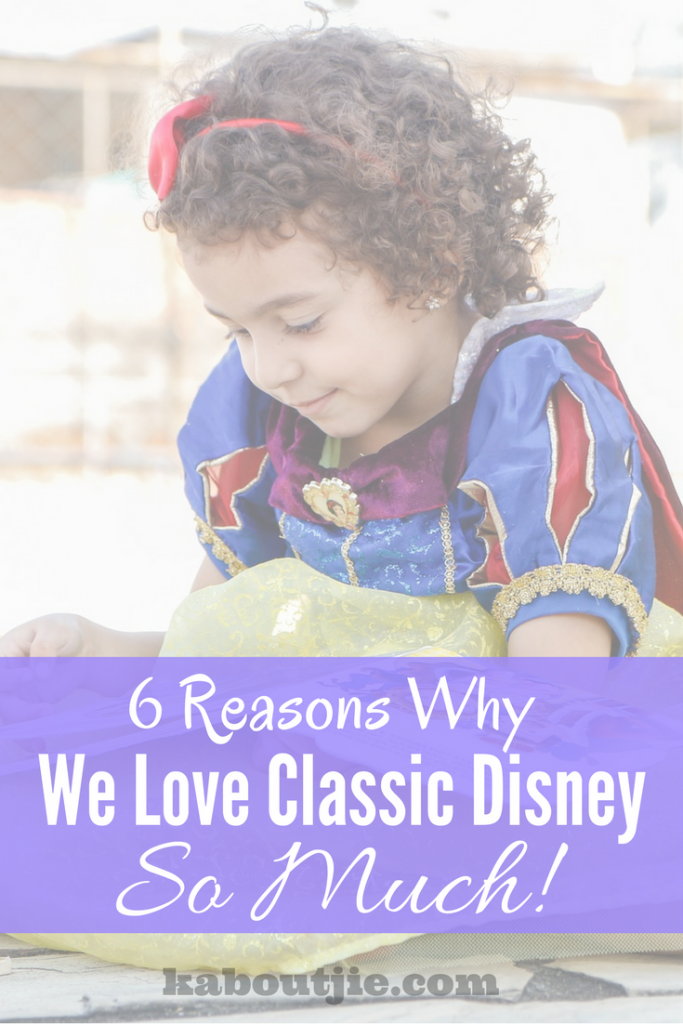 Reasons why we love classic Disney so much