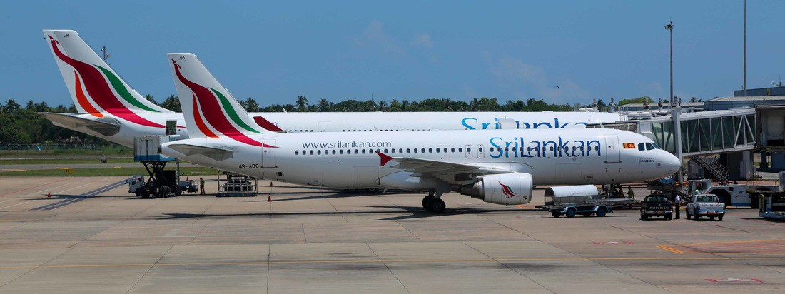 Sri Lankan Airlines Welcomed a New Airbus A321NEO