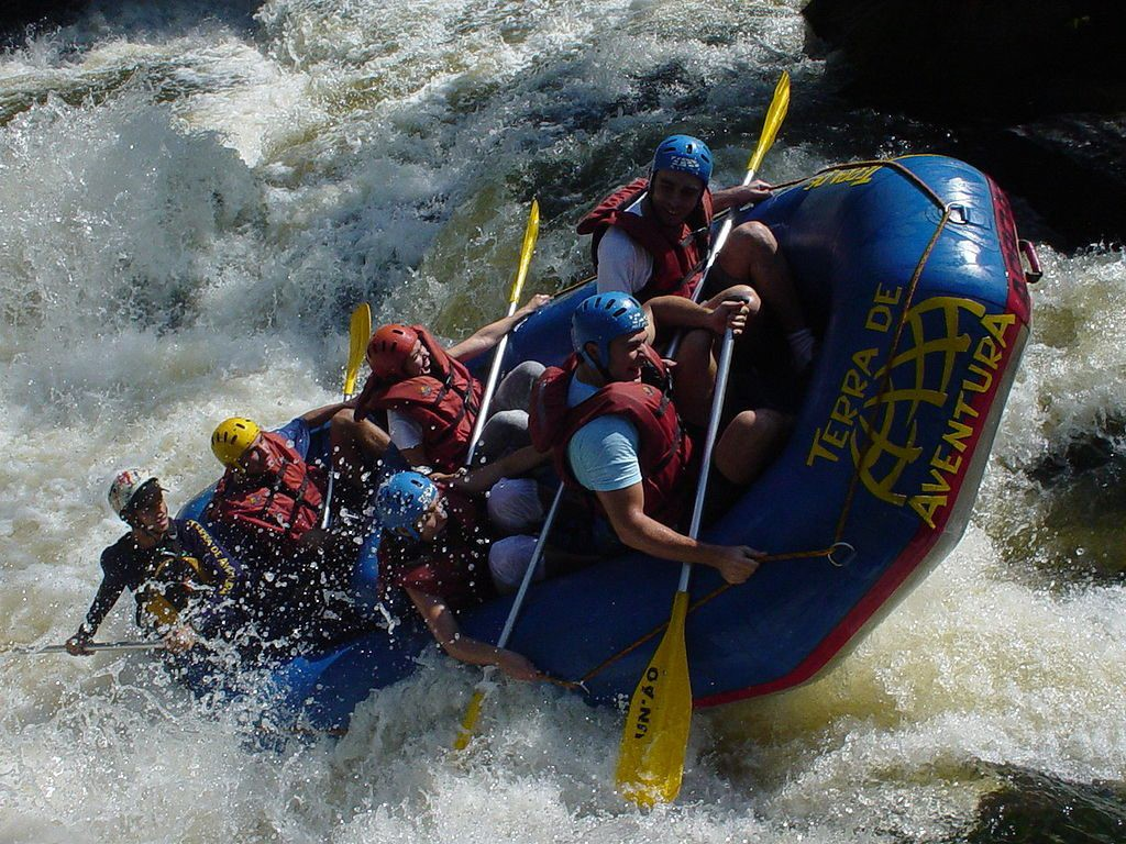 Rafting Pucon