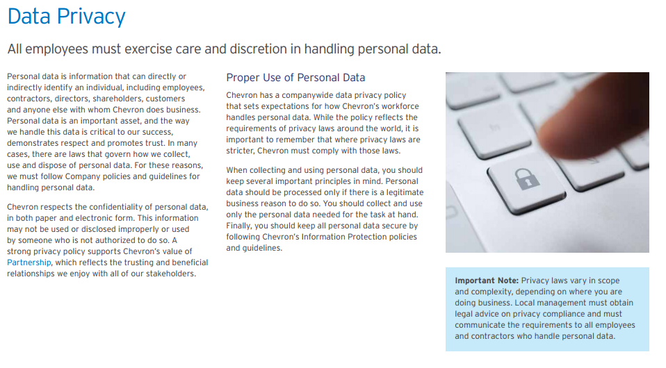 How To Notify Your Customers Of Your Privacy Practices And What Not - Data protection and privacy policy template