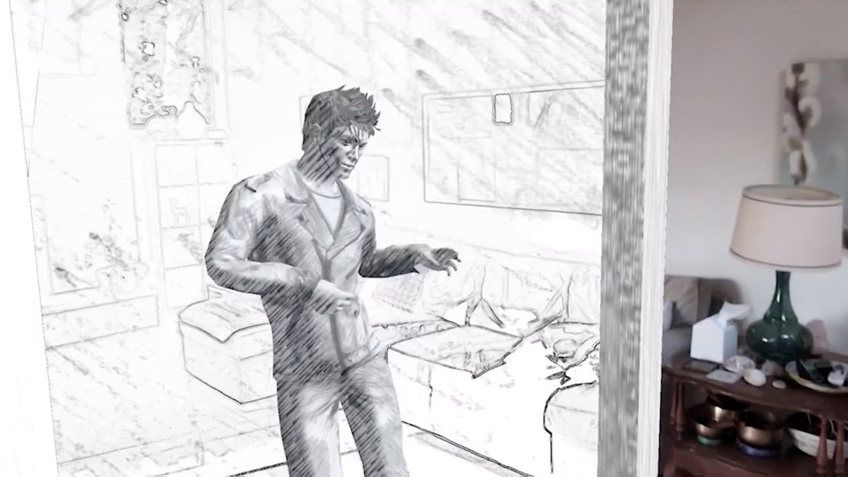 Apple ARKit user brings '80s hit 'Take On Me' by A-Ha into augmented reality