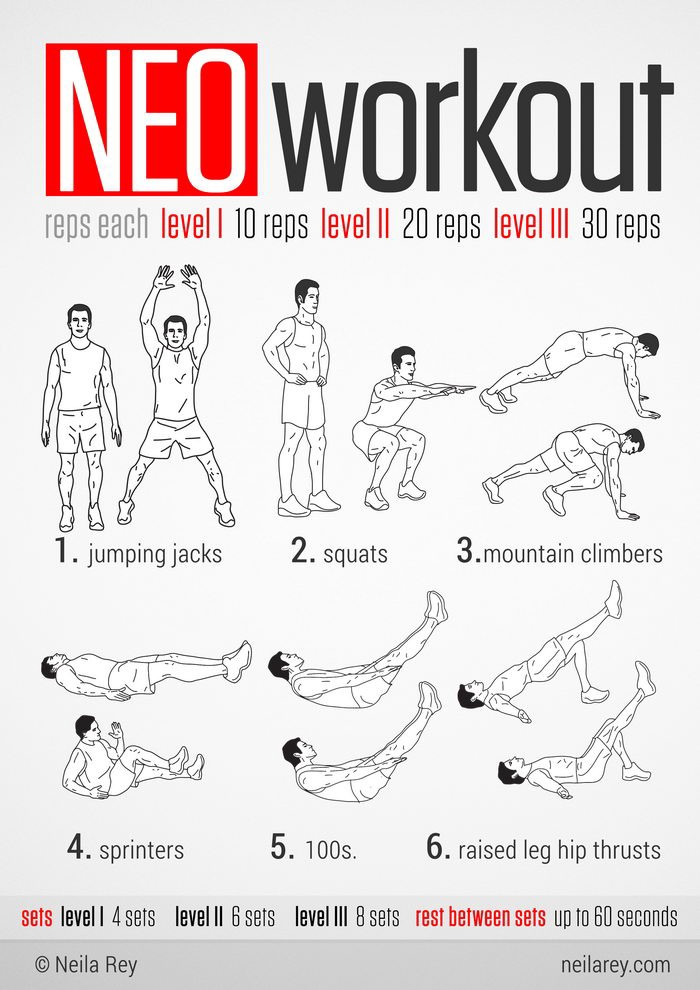100-no-equipment-workouts-infographics-workout-body-gym-32