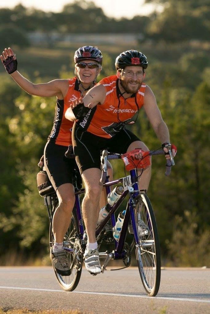 Tandem Cycling Rules!
