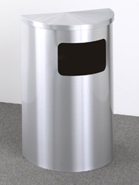Matching The Look Of A Trash Can To Its Surrounding Environment Can Help  Your Office Stay Tidy While Looking Stylish.