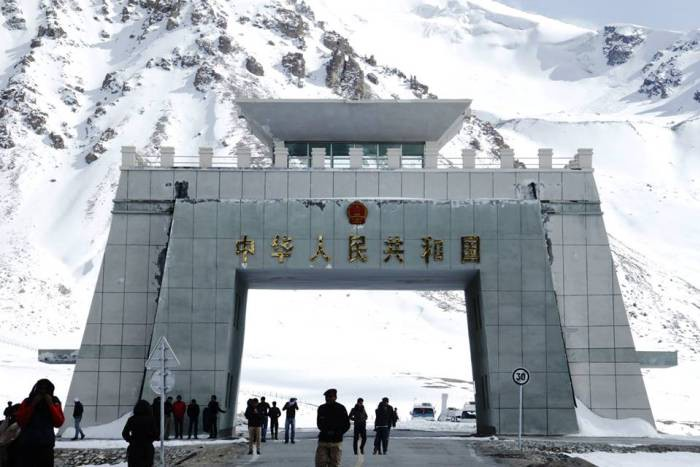 Image result for khunjerab pass