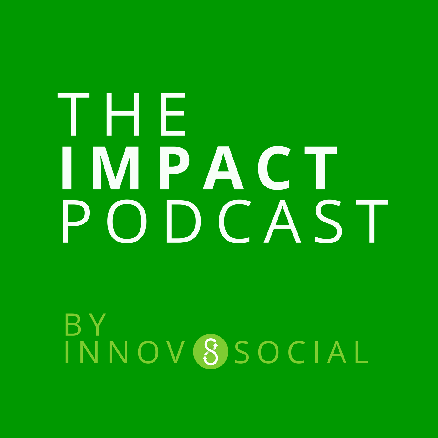 Listen to the New Season of The Impact Podcast: Ecosystem