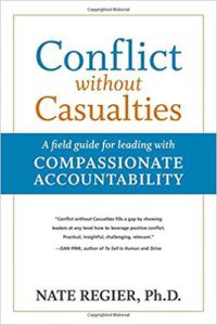 conflict without casualties cover