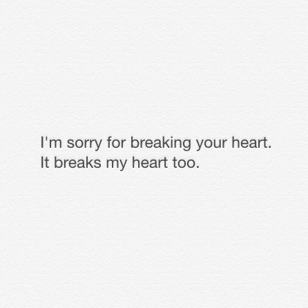 To The One Whose Heart You Broke Miss Sweet Serendipity Medium