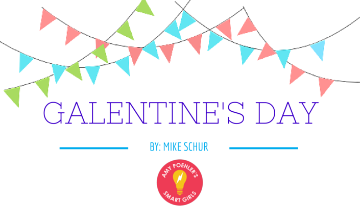 How to have the flawless  Galentine's Day