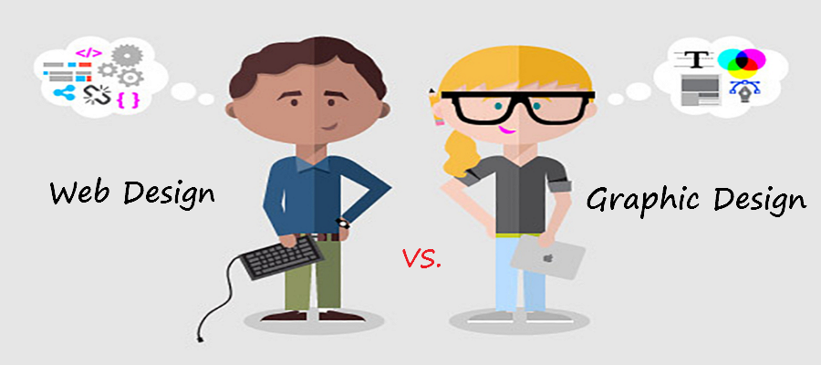 Whats The Job Responsibilities Difference Between Web Design Vs Graphic