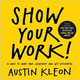 Book Cover: Show Your Work