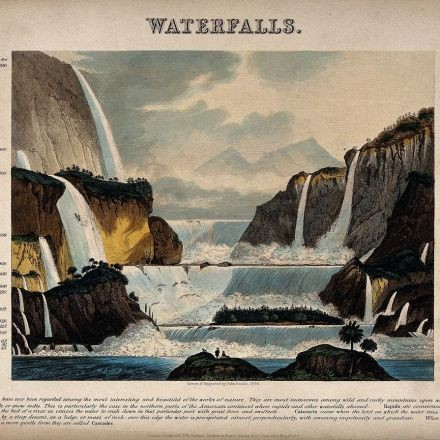 The Stunning Early Infographics and Maps of the 1800s
