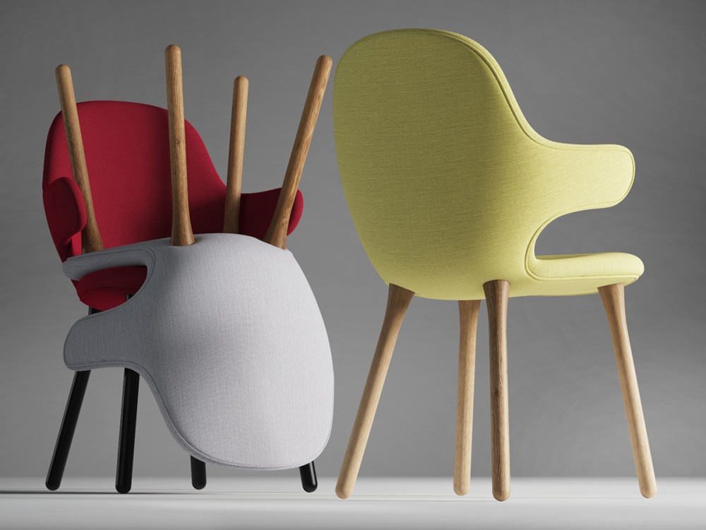 3 brands who made scandinavian design famous hay for Famous scandinavian furniture designers