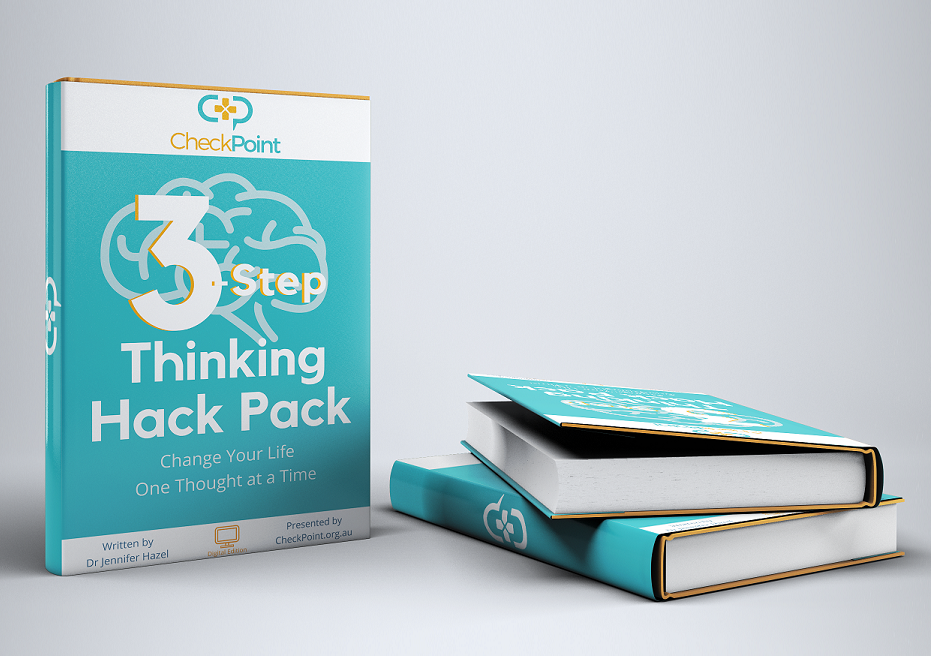 Change Your Life One Thought At A Time With Our 3 Step Thinking Hack