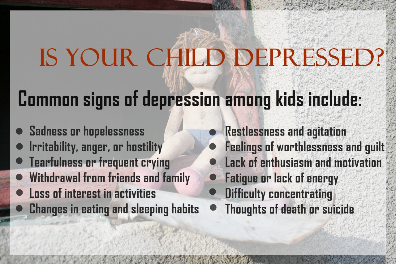 Does Your Child Suffer From Depression Does Your Child Suffer From Depression new foto