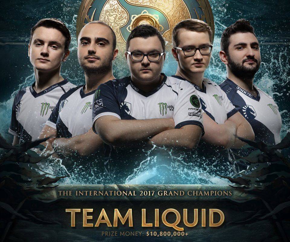 Dota 2 The International 2014 Team Liquid: Announcing The FPL Circuit And Qualification For Dota2