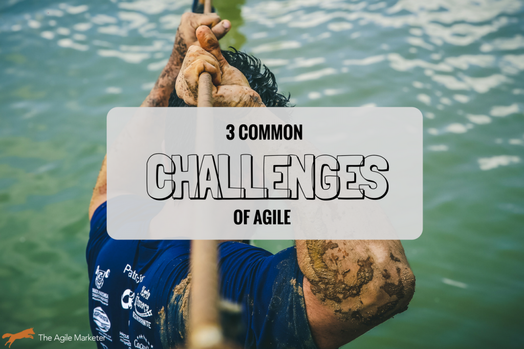 3 agile marketing challenges