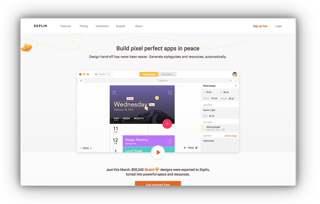 Top 21 Prototyping Tools For Ui And Ux Designers 2018 Brand Identity User Experience Design Web Development