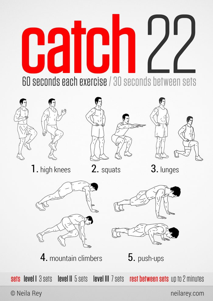 100-no-equipment-workouts-infographics-workout-body-gym-16