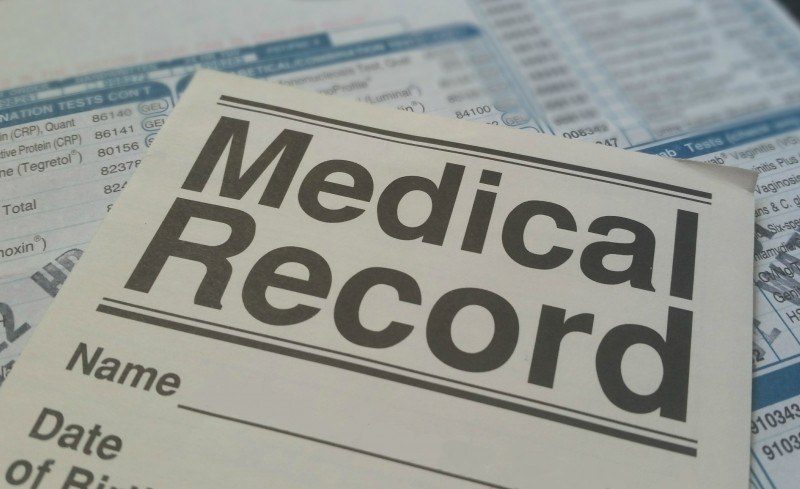medical-records-in-hospital