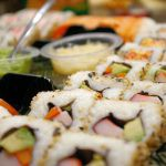 Sushi making comes to British school