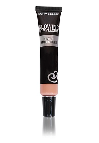 City Color Glowing Complexion Tinted Moisturizer In Beige