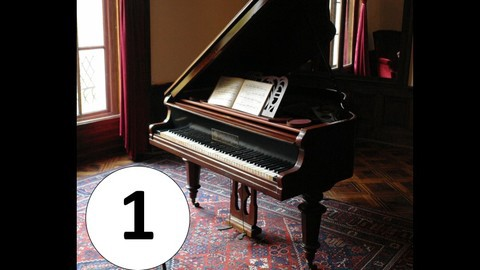 Udemy - Playing Piano: Scales and Arpeggios Vol.I : Major keys