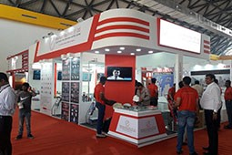 Modern Exhibition Stall Design : 3d exhibition stall booth design & fabrication company services mumbai
