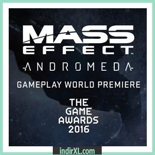 Mass Effect Andromeda Full indir CPY Torrent + Tek Link
