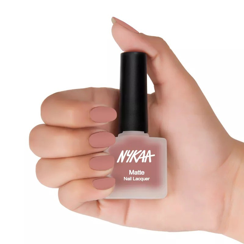 Nykaa Mastering In Matte Nail Polish – FashGroupe – Medium