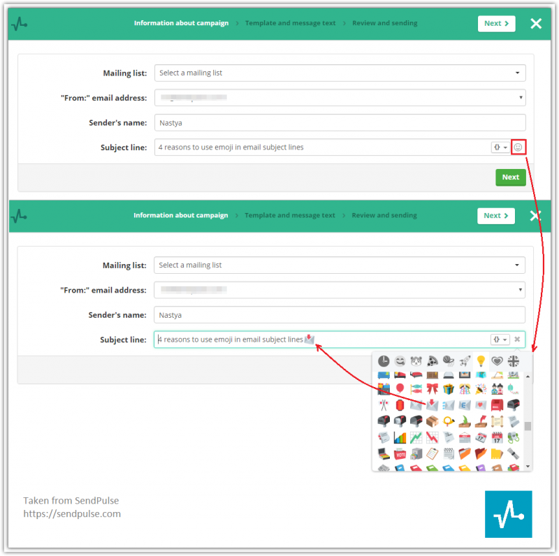 The Advantages Of Emojis In Email Newsletters Stats And Tips