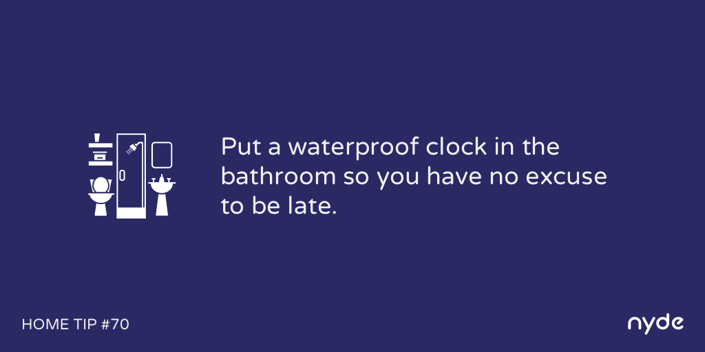 Home Tip #70