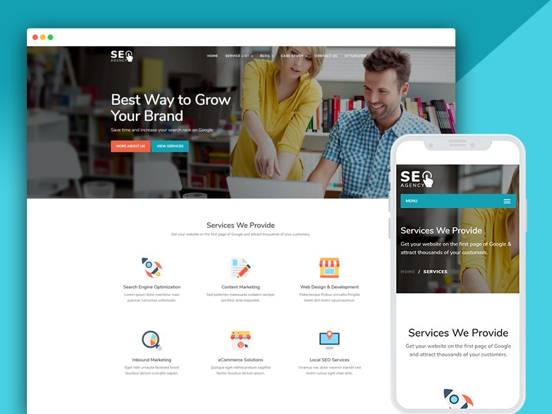 Best Bootstrap Responsive Web Design Html5 Templates