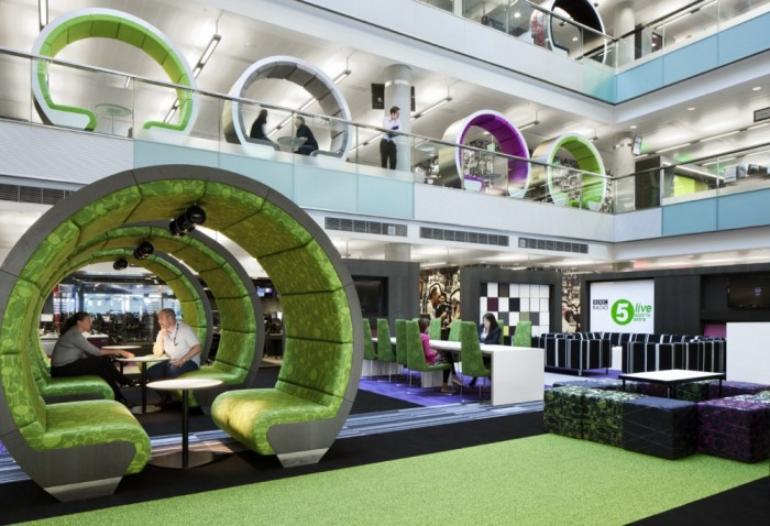 10 of the world's coolest offices – What does your workspace look like? Send us your pics