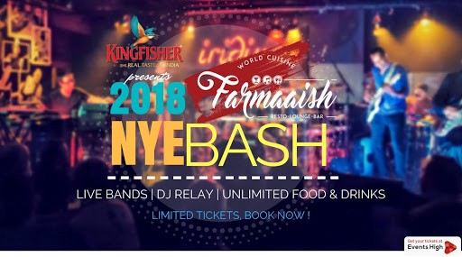 New Year Event 2018 in Pune