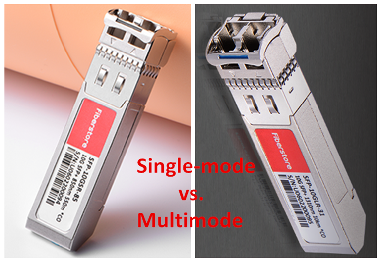 Differences Between Single Mode Amp Multimode Fiber Optic