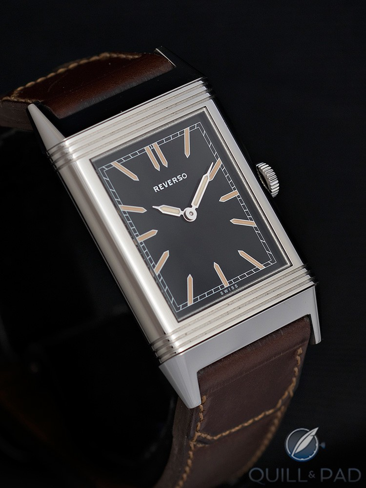 Parting shot: Jaeger-LeCoultre Tribute to Reverso 1931 U.S. limited production 2012