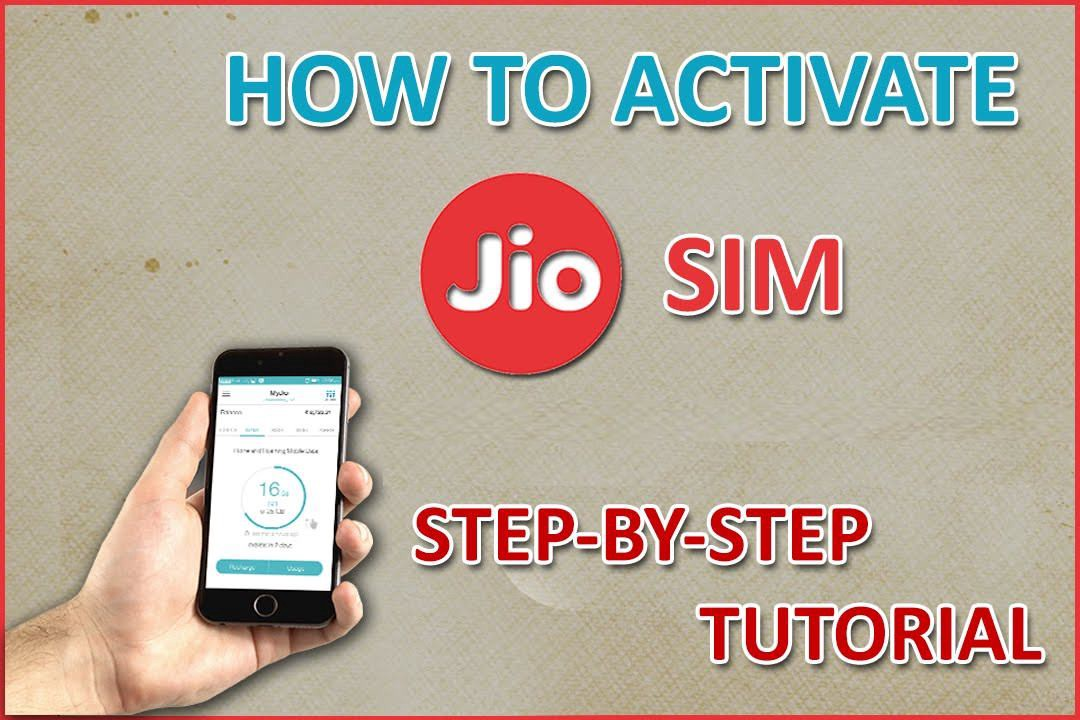 How To Activate Jio Sim For Volte, LTE & eKYC Process.